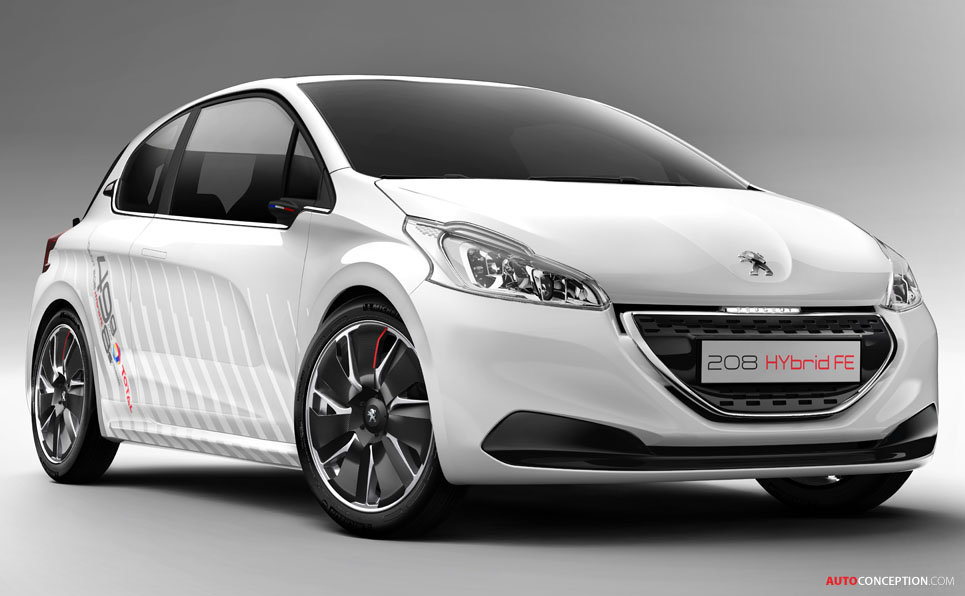 New Peugeot 308 – Latest Pictures