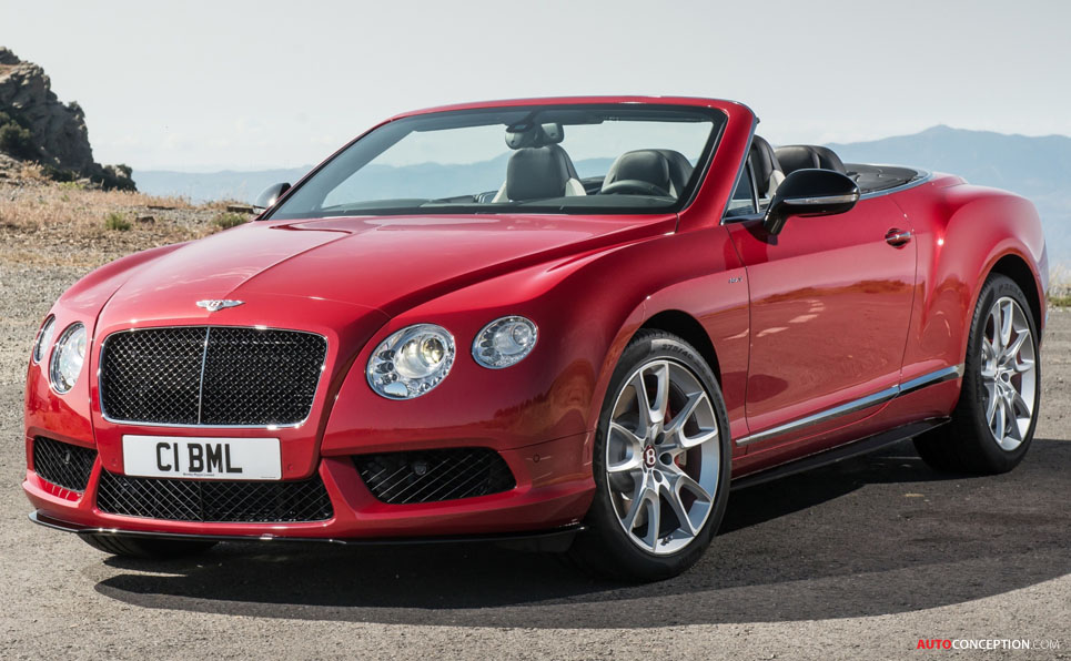 Power Boost for Bentley Continental GT V8