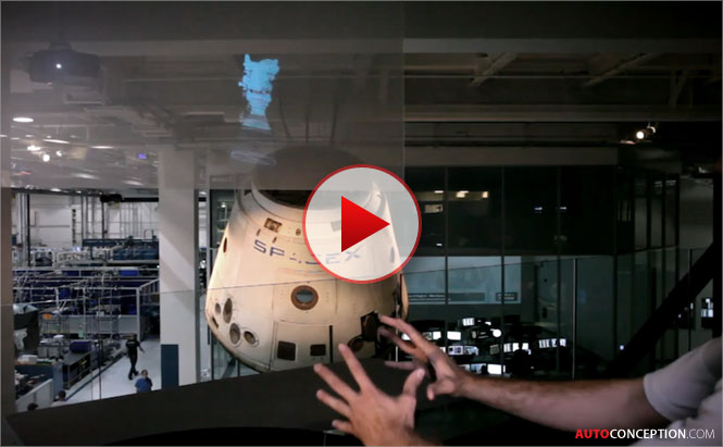 Elon Musk Reveals Gesture-Controlled CAD Software and 3D-Printed Rocket Parts