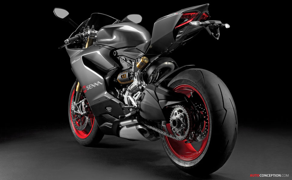 Ducati Unveils 'Senna' Version of 1199 Panigale at Sao Paulo Motorcycle Show