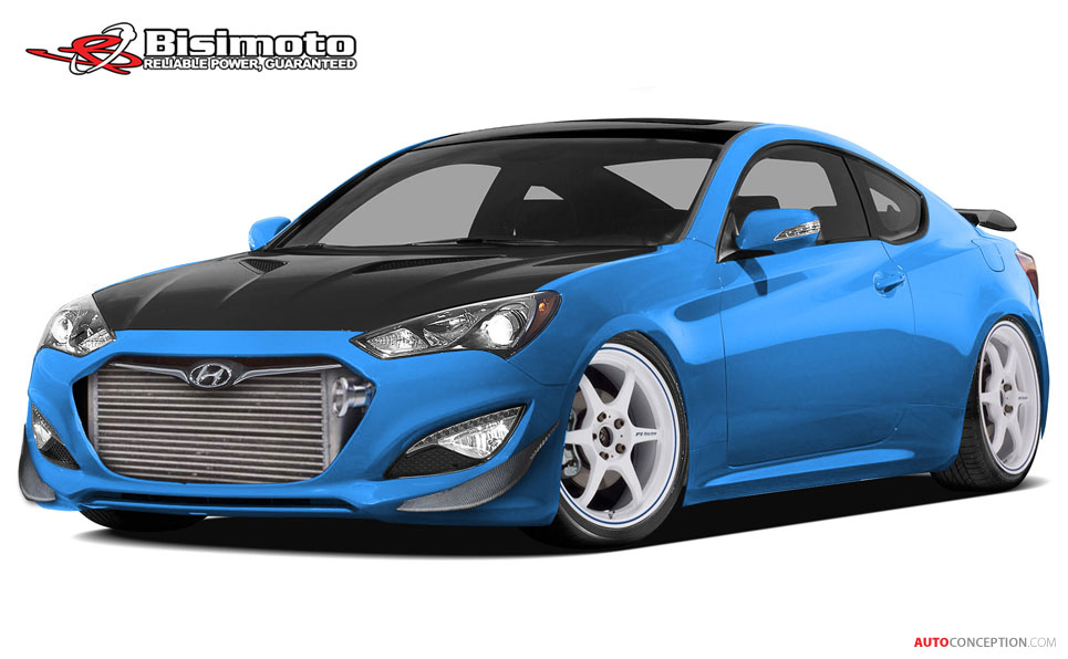Hyundai Previews SEMA 2013 Concept Cars