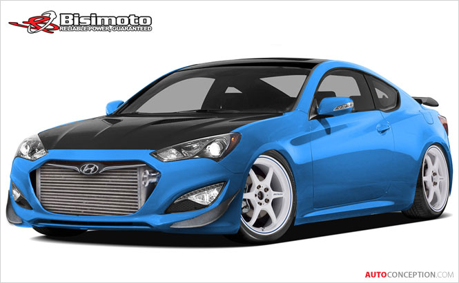 Hyundai-Veloster-Turbo-EGR-Group-Yellowcake-Bisimoto-Genesis-Coupe-SEMA-2013-Concept-Designs-5