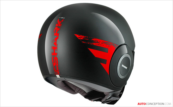 Shark Vacuum Models >> SHARK Premieres New Helmet Graphics - AutoConception.com