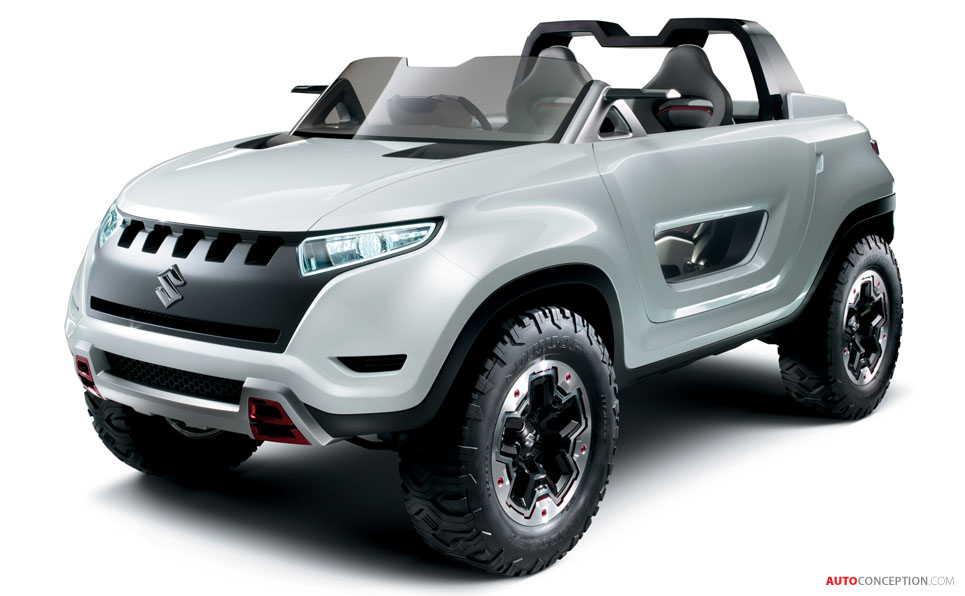 Suzuki to Reveal New Concepts at 2013 Tokyo Motor Show