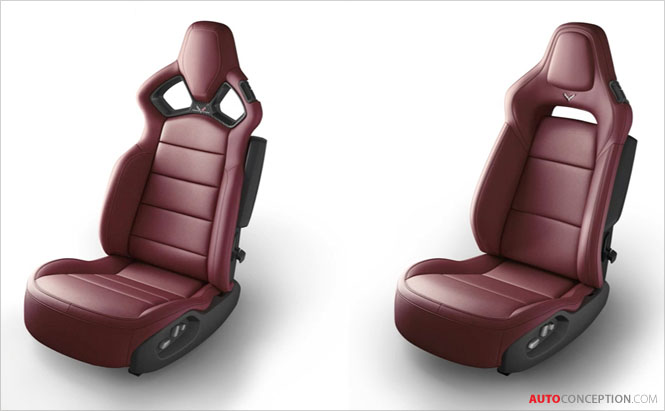 Car Seat Design Chevrolet Implementing New Technologies