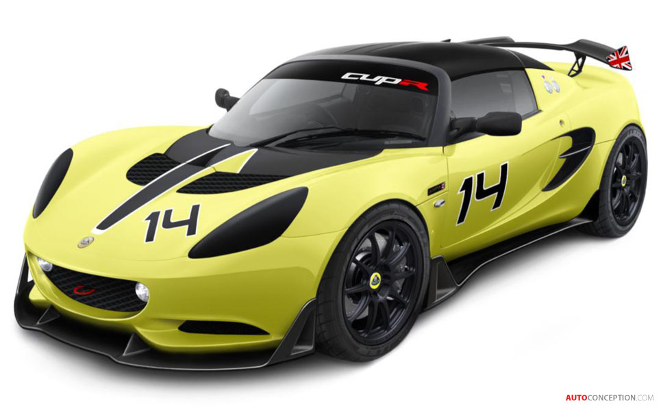 Lotus Unveils Track-Only Elise S 'Cup R'