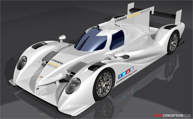 Strakka-Racing-LMP2-prototype-racing-car-design-Strakka-DOME-S103
