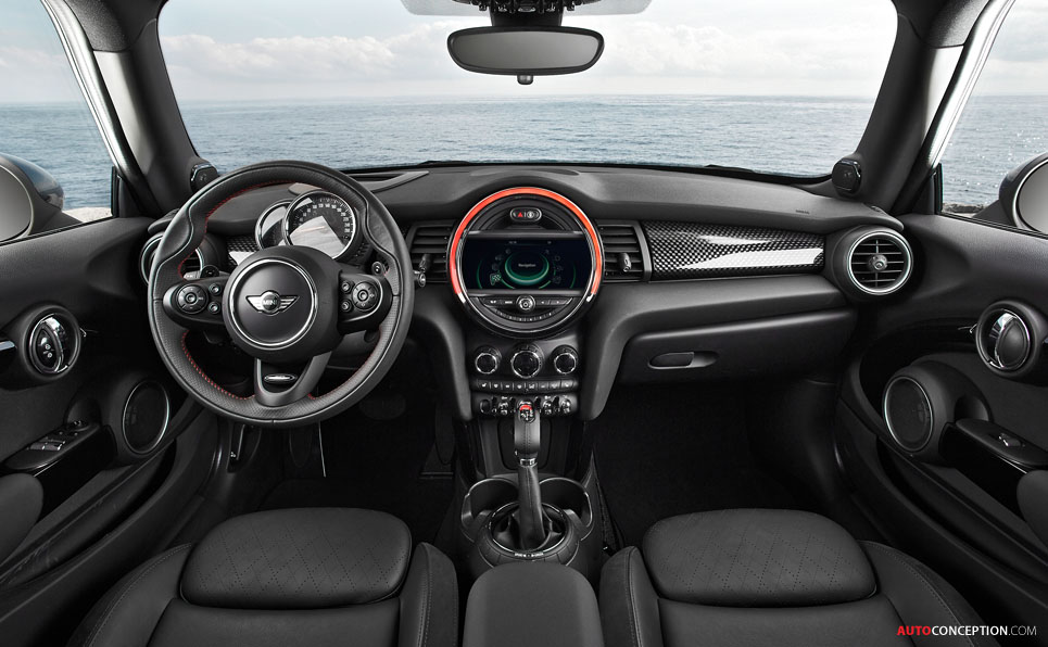New MINI Design Officially Unveiled