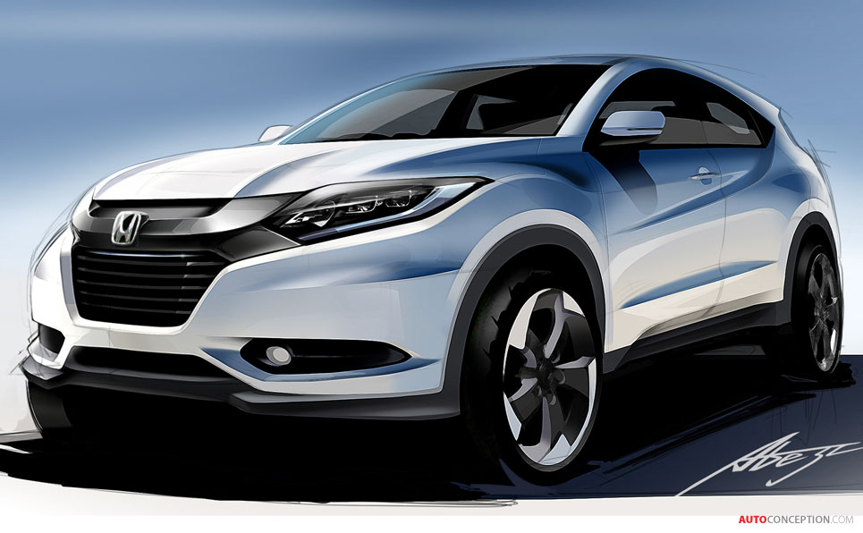 Honda Announces Europe-Wide Launch for New 'Vezel' SUV