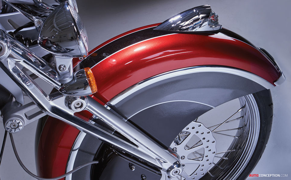 Indian Motorcycle Unveils 'Big Chief Custom'