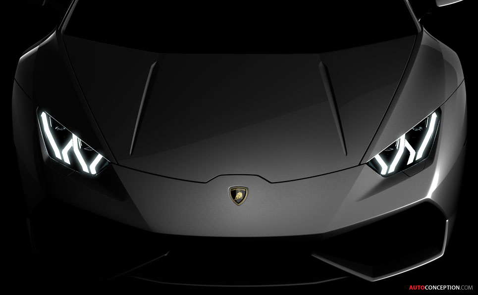 Gallardo Successor Revealed: The New Lamborghini Huracán LP 610-4