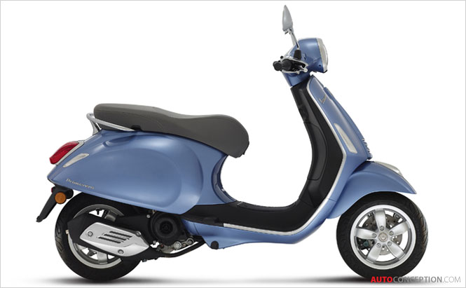 Vespa Confirms Europe-Wide Launch of New Retro-Styled Primavera