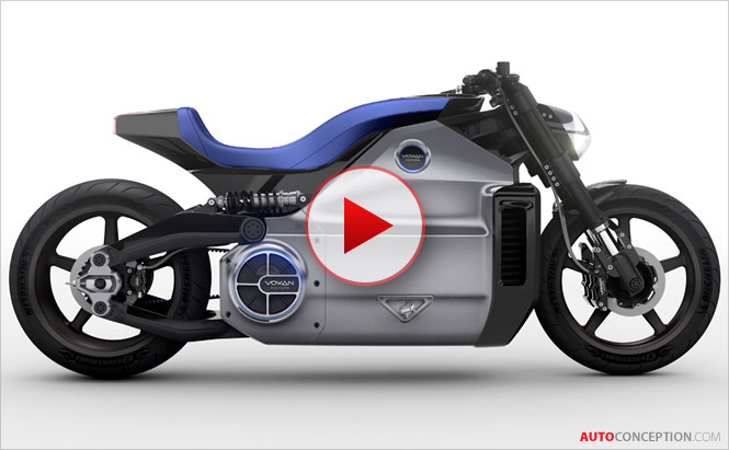 French Brand Voxan Reveals 'Wattman' Electric Motorcycle