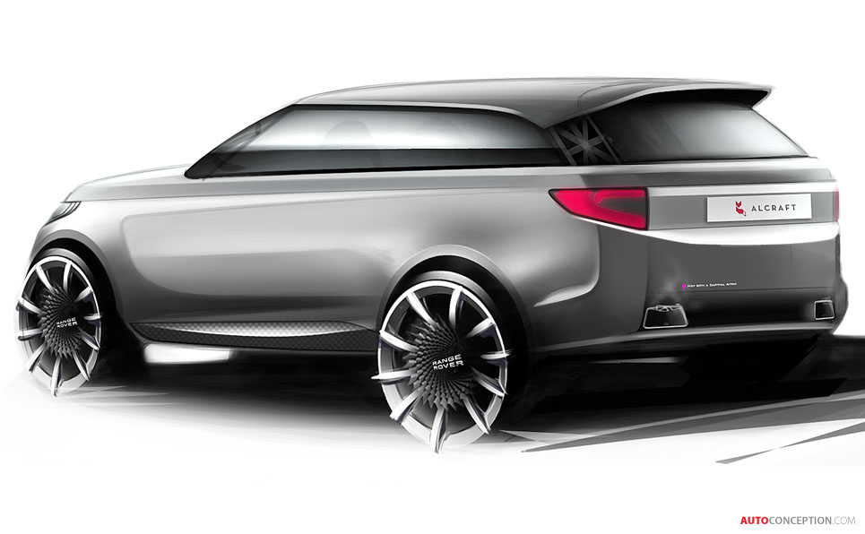 Royal College of Art  and Alcraft Motor Company Announce Vehicle Design Winners