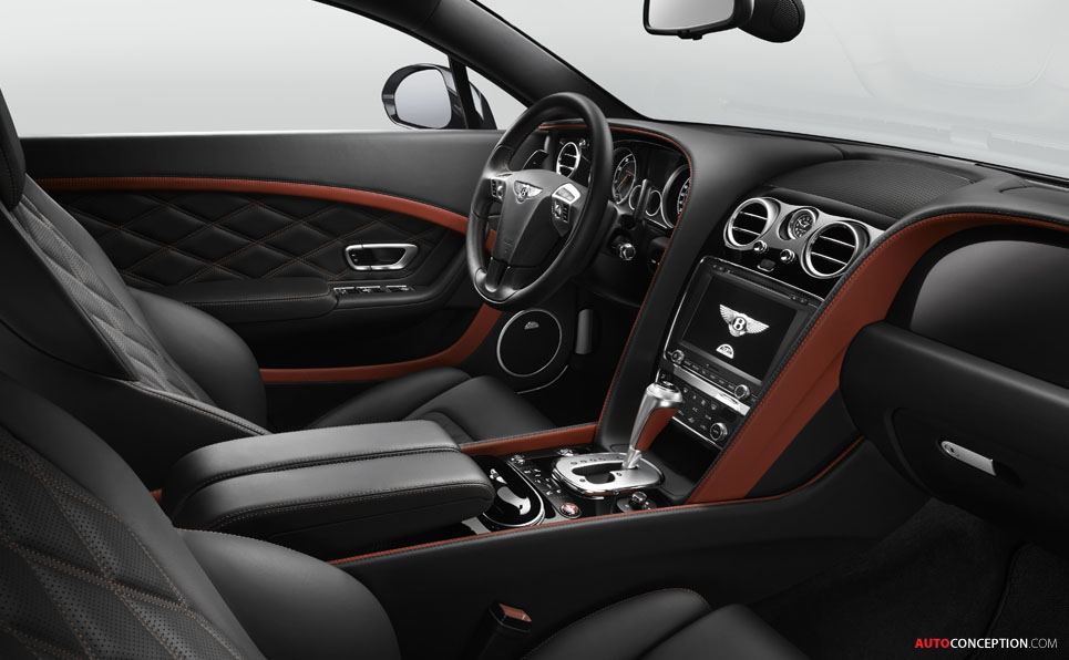 2014 Continental GT Speed Becomes Fastest Production Bentley Ever