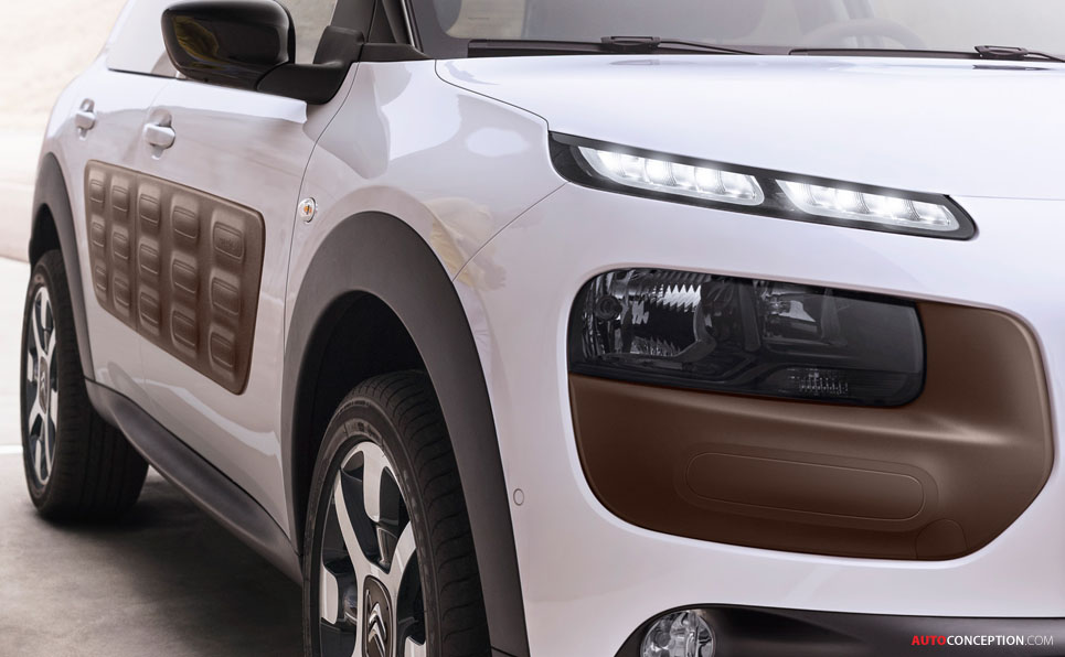 Citroën C4 Cactus Officially Revealed
