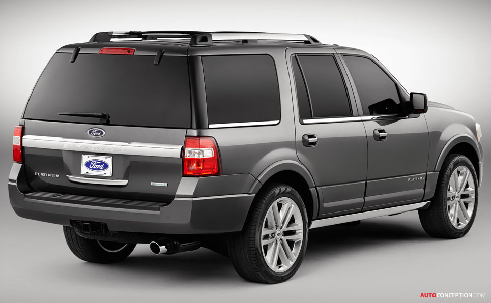 usa ford reveals 2015 expedition suv