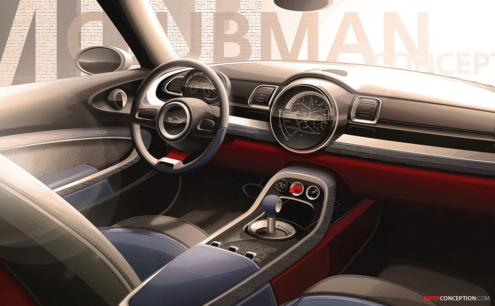 New MINI Concept Previews Next-Generation Clubman