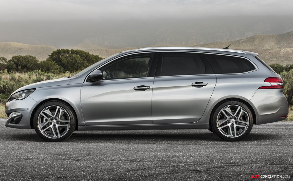 new peugeot 308 sw estate ready for geneva show autoconception