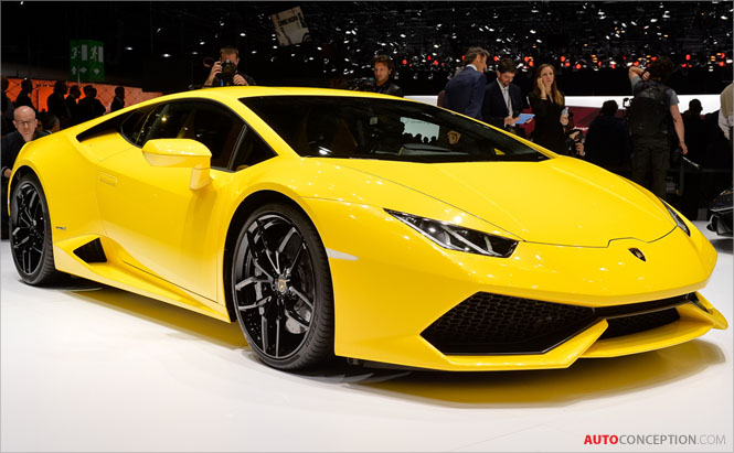 Photo Gallery: Geneva Motor Show 2014 (Pt. II)