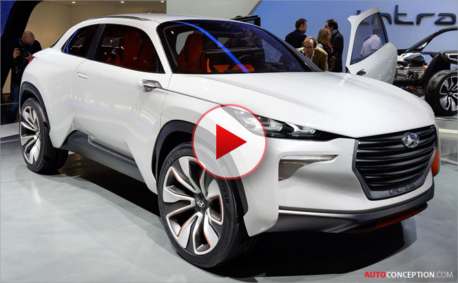 VIDEO: Intrado Concept Reveal with Hyundai Design Boss, Peter Schreyer