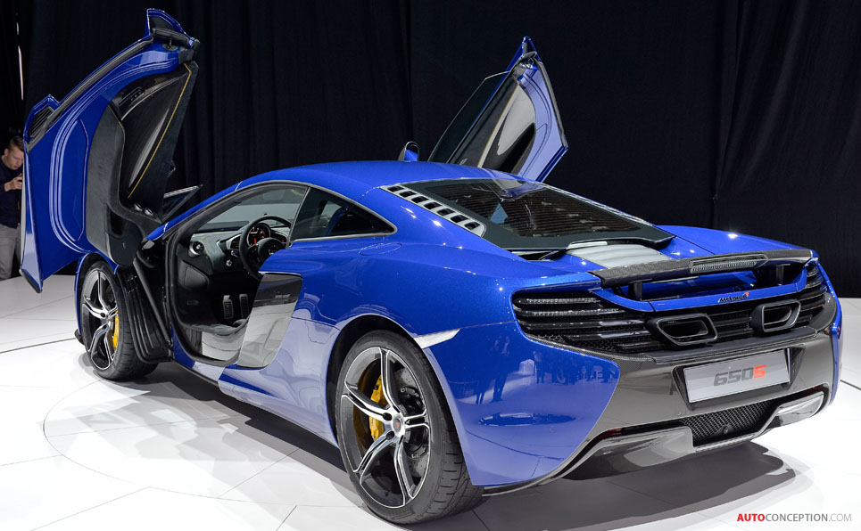 McLaren Design Director Frank Stephenson Discusses New 650S