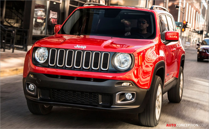 New 'Baby Jeep' Makes Global Debut in Europe