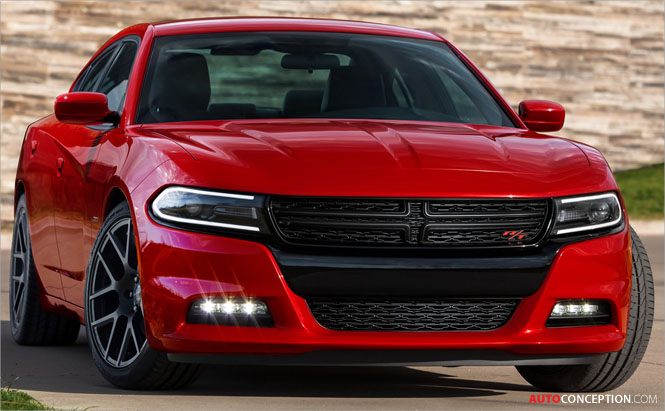 2015 Dodge Charger Gets New Exterior Design