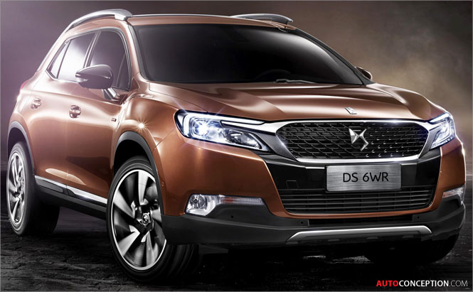 DS '6WR' SUV Set for Beijing Reveal