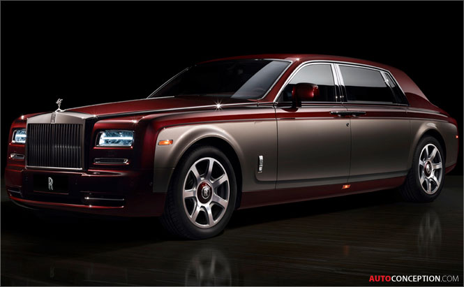 Rolls-Royce Targets Luxury Car Buyers in China with 'Pinnacle Travel' Phantom