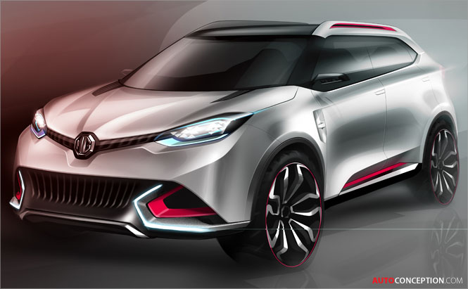 Saic Announces 2014 Roewe Mg Cup Car Design Competition