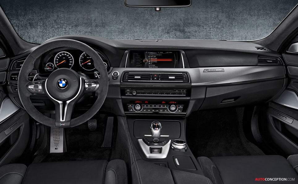 BMW M5 30 Years Edition Revealed