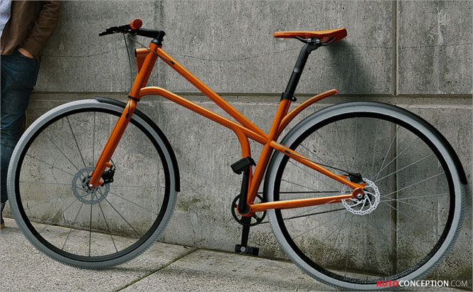 New Startup CYCLO Unveils Prototype Urban Bicycle Design