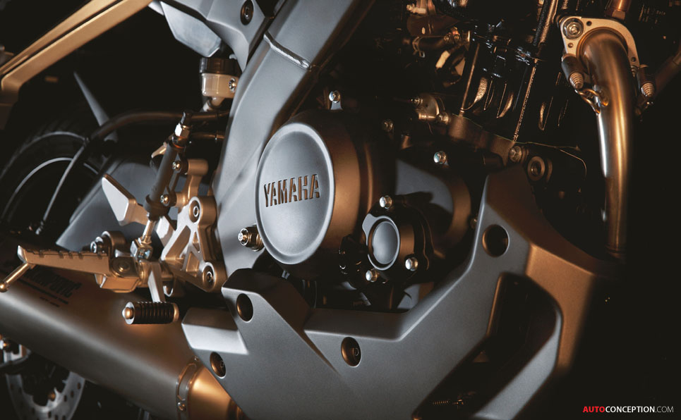 Yamaha Expands MT Range with New MT-125