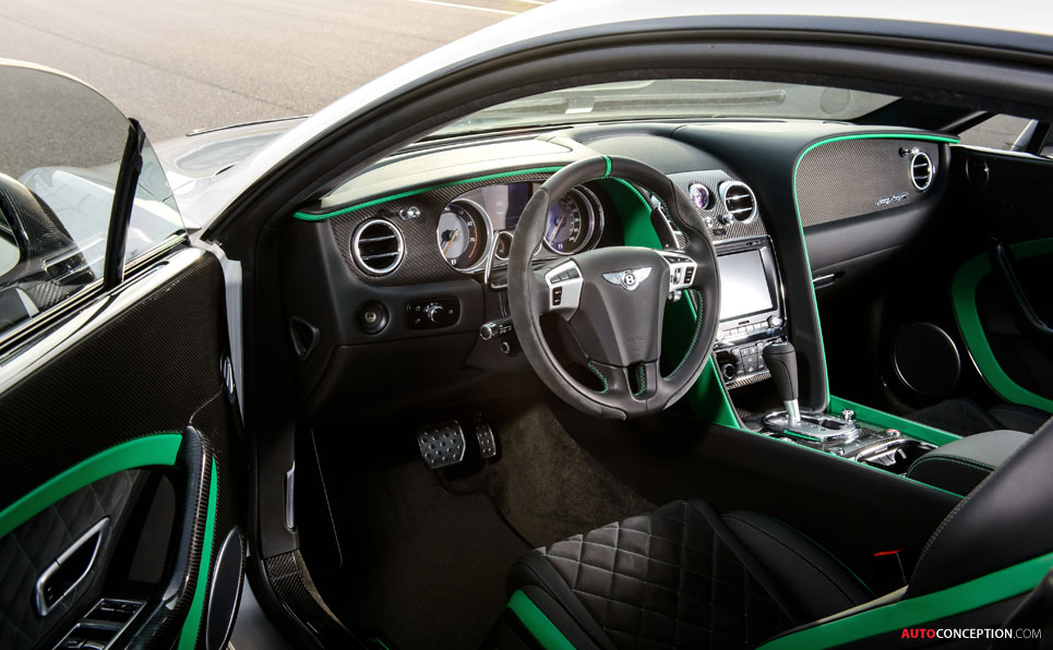 Bentley Continental GT3-R Unveiled Ahead of Goodwood Debut