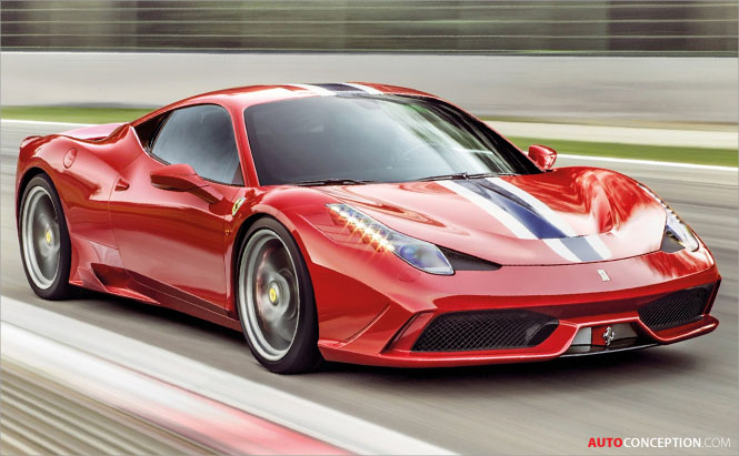 ferrari takes �best performance engine� accolade for