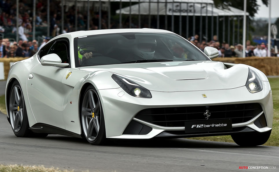 Picture Special: Ferrari at the Goodwood Festival of Speed 2014