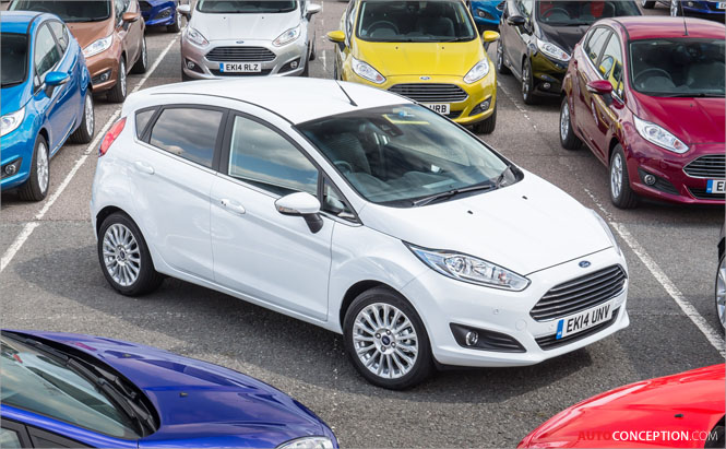 Ford Fiesta Becomes Best-Selling UK Car of All Time