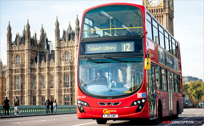 London Buses to Get F1 Technology