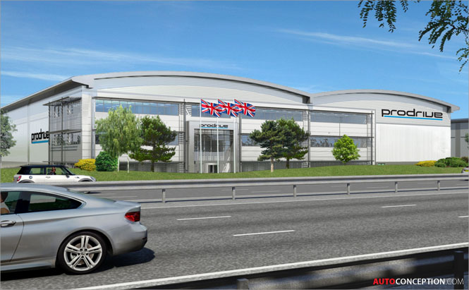 Prodrive to Relocate to New Headquarters in Banbury