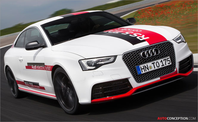 Audi Ups Voltage as Part of Electrification Strategy