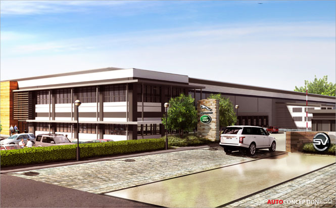 Jaguar-Land-Rover-Special-Vehicle-Operations-Technical-Centre-Ryton