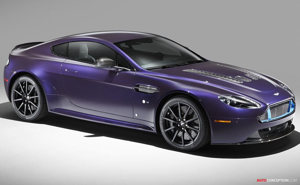 Galpin Ford Service >> Aston Martin to Unveil Bespoke Cars at Pebble Beach ...