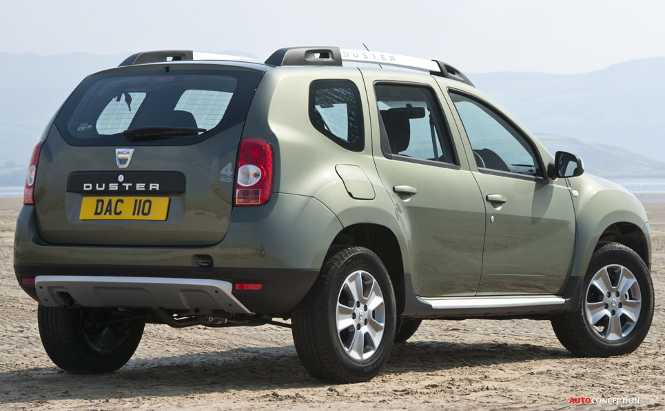 dacia reveals styling upgrades for 2015 duster. Black Bedroom Furniture Sets. Home Design Ideas
