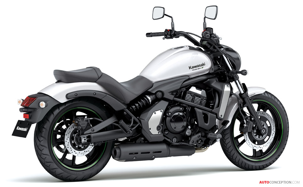 Kawasaki Unveils New Vulcan S Cruiser Autoconception Com