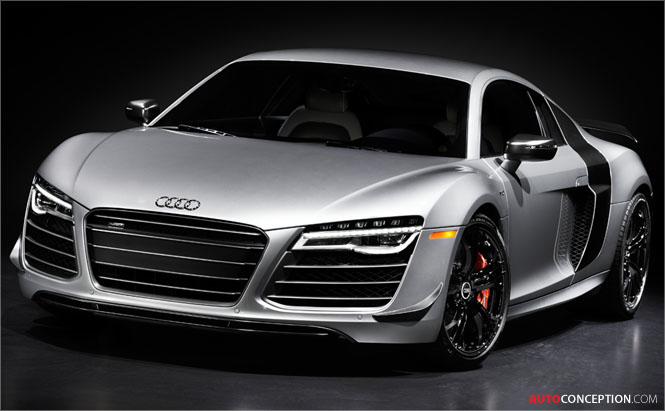 Audi to Unveil Limited Edition 'R8 Competition' at LA Auto Show