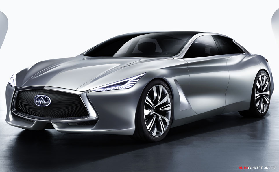Infiniti Q80 Inspiration Wins 2016 iF Design Award - AutoConception.com