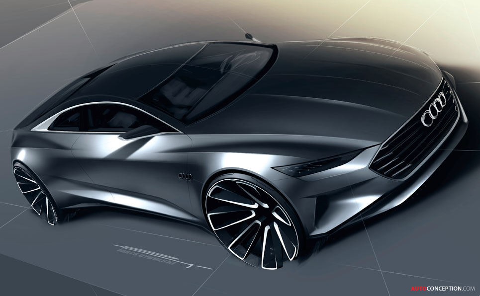 Audi 'Prologue' Concept Car Revealed