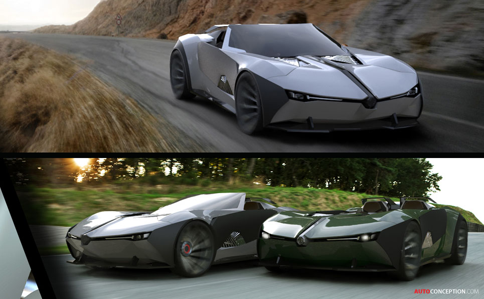Winners Announced For Saic Mg 90 Style Car Design Contest