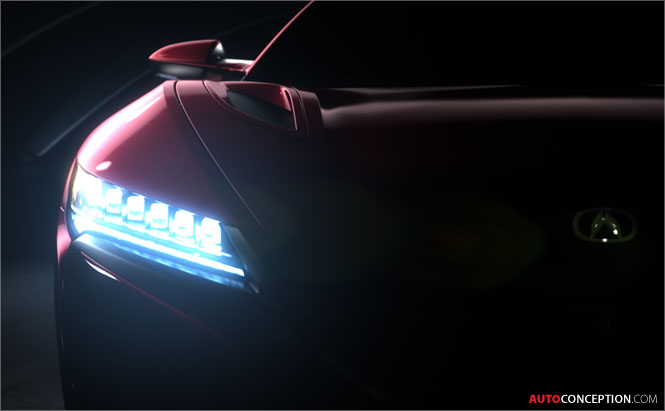 Production-Spec Honda NSX to Debut at Detroit Motor Show in January